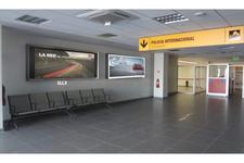 Acceso Sala de Desembarque 1 - Antofagasta
