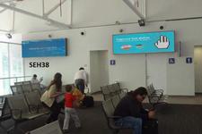 Sala de embarque 2 - Antofagasta