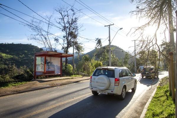 Foto de Ruta a centro de la montaña a 643 mts de Av. Las Condes