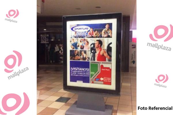Foto de Paletas Interiores Mall Plaza Sur