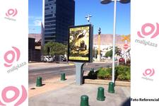 Paletas Exteriores  - Mall Plaza  ElTrébol