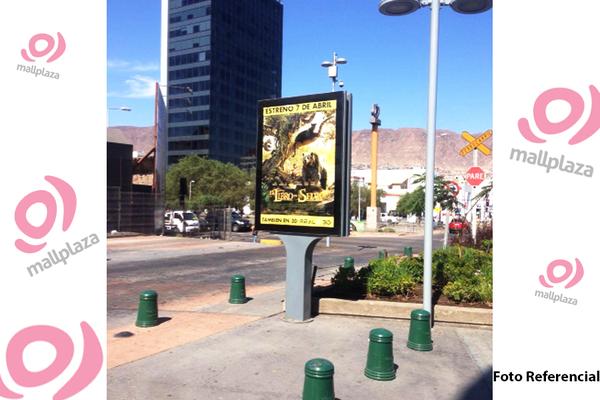 Foto de Paletas Exteriores Mall Plaza Norte