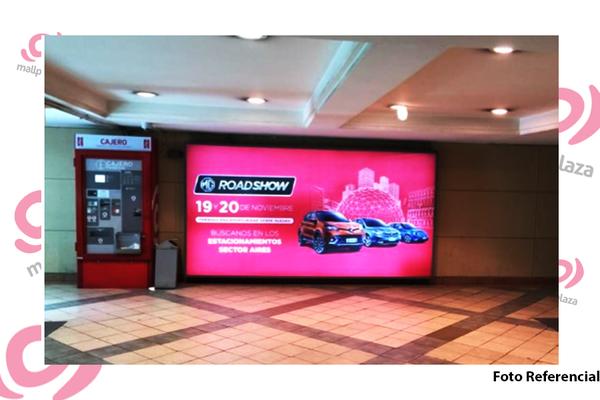 Foto de Cajas de Luz Estacionamiento  / Mall Plaza Alameda