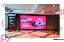Cajas de Luz Estacionamiento  / Mall Plaza La Serena