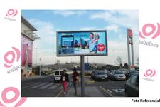 Minipoles Mall Plaza Tobalaba
