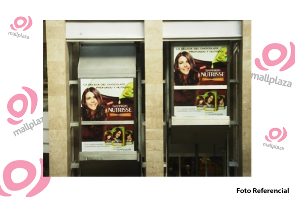Foto de Ascensores (Vidrios Frontales) - Plaza Oeste