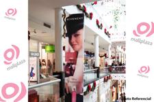 Pendones Pilares de Pasillo - Mall Plaza El Trébol