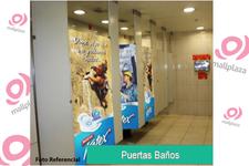 Baños  - Mall Plaza Vespucio