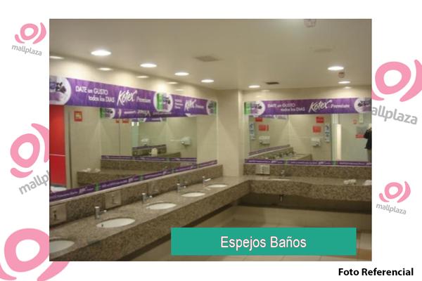 Foto de Baños  - Mall Plaza Sur