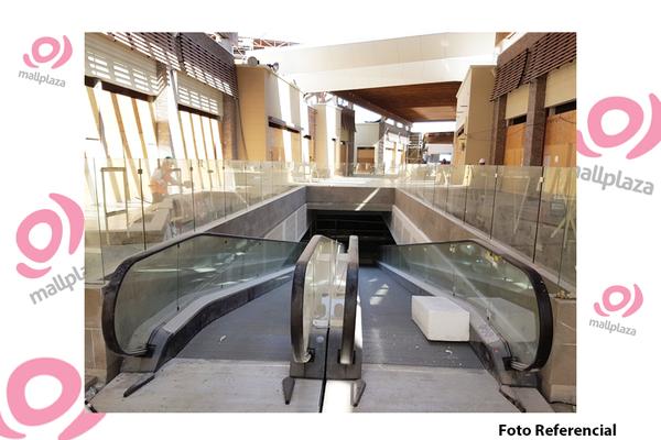 Foto de Mall Plaza Arica / Rampa Mecánica