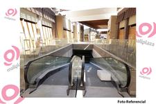 Mall Plaza Arica / Rampa Mecánica