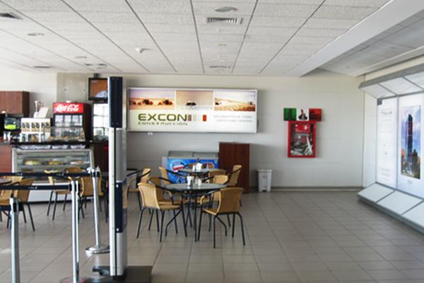 Foto de Sala de Embarque - Aeropuerto Copiapó