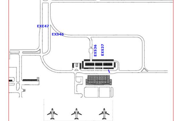 Foto de Acceso Aeropuerto - Aeropuerto Copiapó
