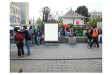 Paletas y Alumnado - DUOC UC - Sede Alameda