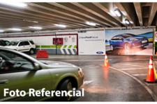 Estacionamiento Guardia Vieja - Megaformato acceso Salida