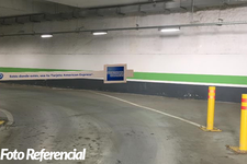 Estacionamiento Guardia Vieja - Barrera de Salida