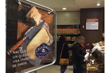 Dispensadores Panadería Supermercados Jumbo