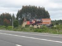 Ruta 5 Sur, Entrada Norte Pargua