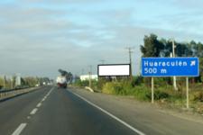 Sector San Javier - Hacia Linares km 280,29