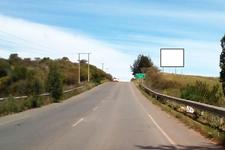 Camino Central Rapel - Sector entrada norte a Litueche km 39,8