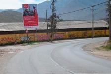 Ruta D465  / Las Delicias, La Serena