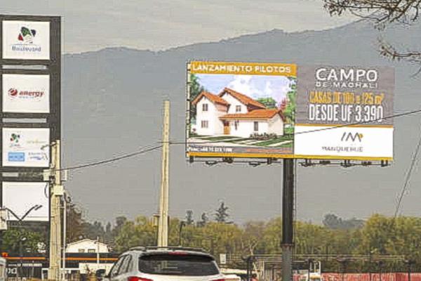 Foto de Carretera El Cobre-  Al interior Centro Comercial. Rancagua (O-P)