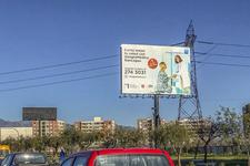Machalí / Avenida San Juan frente a Tottus (O-P)