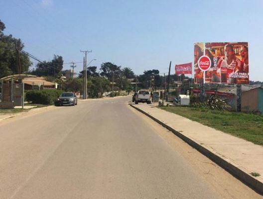 Foto de Entrada sur Sitio 18, hacia El Centro de Pichidangui