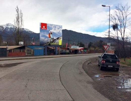 Foto de Camino Internacional Km 4, hacia Centro de Ski Portillo
