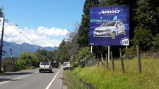 Ruta Villarrica Km 74.150 - hacia Pucón