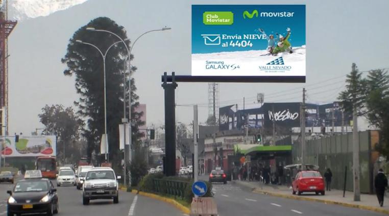 Irarrázaval / Plaza Egaña