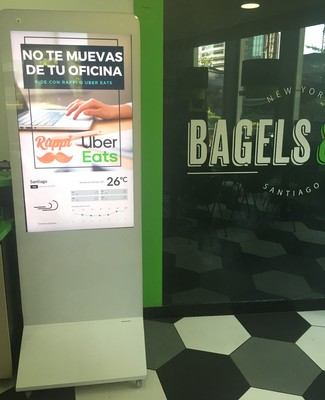 Foto de Av. Presidente Riesco - Las Condes.