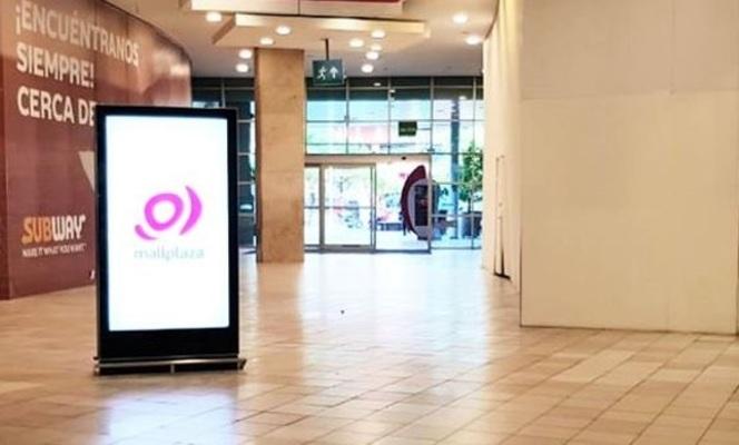 Paleta Nivel 1 Frente A Lider Hacia Las Terrazas Mall
