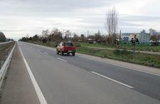 Ruta 5 Sur, E.S. Paillaco.  Km. 879