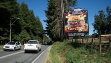 Ruta Villarrica - Pucón km 62.200, muebles coñaripe