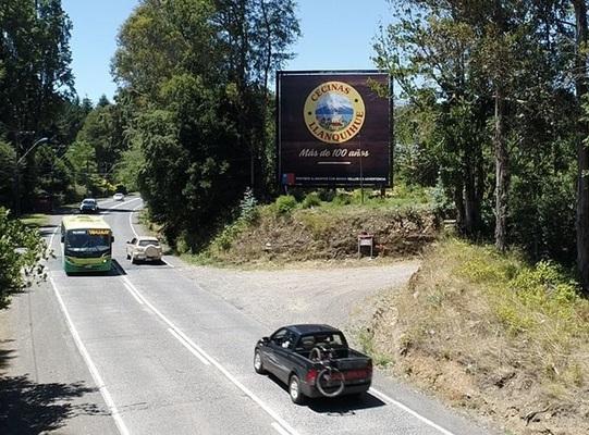 Foto de Ruta Villarrica km 63,7 pasado tres lagunas - Pucón