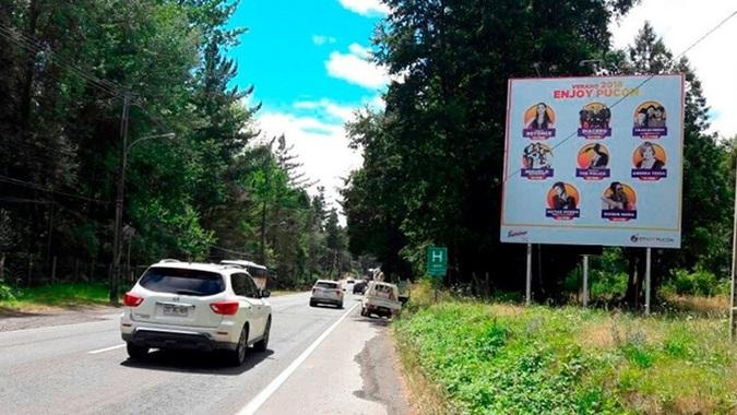 Foto de Ruta Villarrica - Pucón Km 75.500 terreno krause