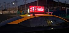 Thumb 10 pantalla led en taxi arica 1