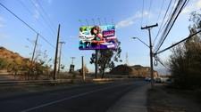 Autopista los Libertadores a 1 km Acceso Outlets