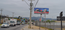 Av. Marga Marga  altura Bencineras (Doble Cara) - Cara hacia Quilpue