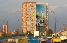 BW Costanera norte con Autopista Central , Independencia