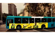 Circuito Troncal 5 - 50 Mega Laterales (Buses Eléctricos)
