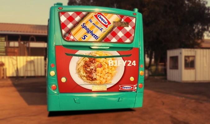 Foto de Circuito Troncal 5 - 30 Mega Lunetas (Buses Eléctricos)