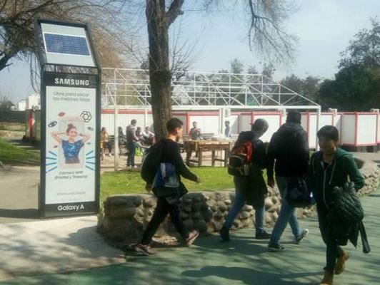 Foto de Circuito 28 Tótem  en 10 Universidades