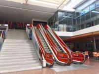 Escalera Mecánica Plaza Central - Paseo Los Domínicos