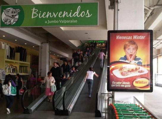 Foto de Circuito Nº3 Paletas - Supermercados Jumbo / Lider