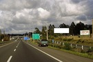 Salida Sur Temuco, hacia cruce Freire a Villarrica
