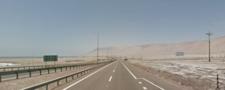 Ruta 1 Iquique km 382,400