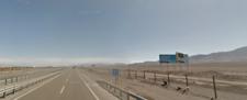 Entrada Norte Antofagasta  km 1379,4