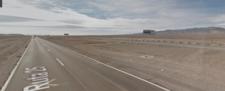 R-25 Entrada Sur Calama  km 97,100